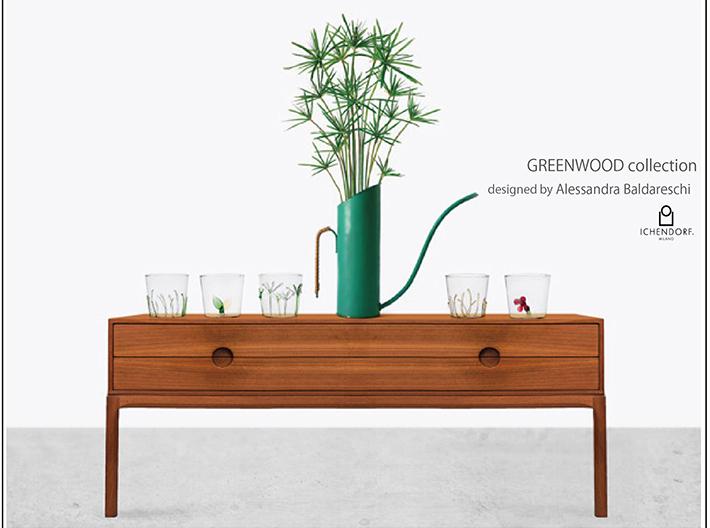 ICHENDORF MILANO イッケンドルフ ミラノ は知る人ぞ知るイタリア・ミラノのデザインブランド 温故知新の心と歴史を ユニークなグラスコレクションに